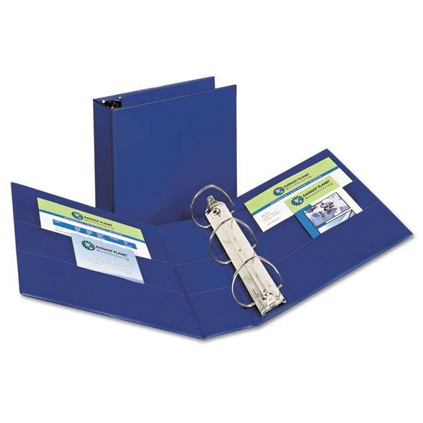 """Avery Durable Reference 4"""" 3-Ring Binder"""