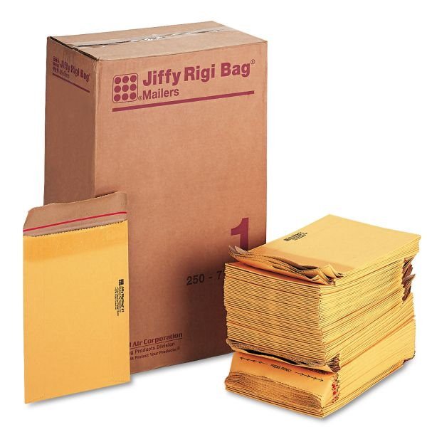 Sealed Air Jiffy Rigi Bag Flat Mailers