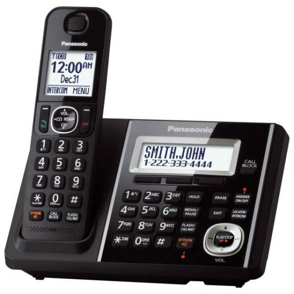 Panasonic KX-TGF340B DECT 6.0 Cordless Phone