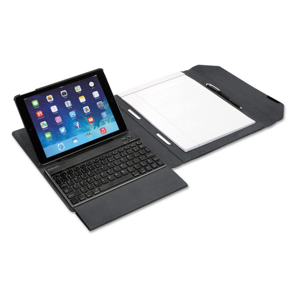 Fellowes MobilePro Series Executive Folio for iPad Air/iPad Air 2/Pro 9.7, Black