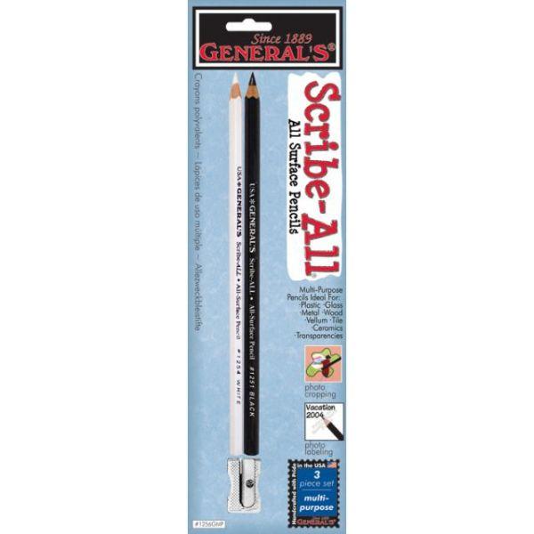 Scribe-All Pencils 2/Pkg