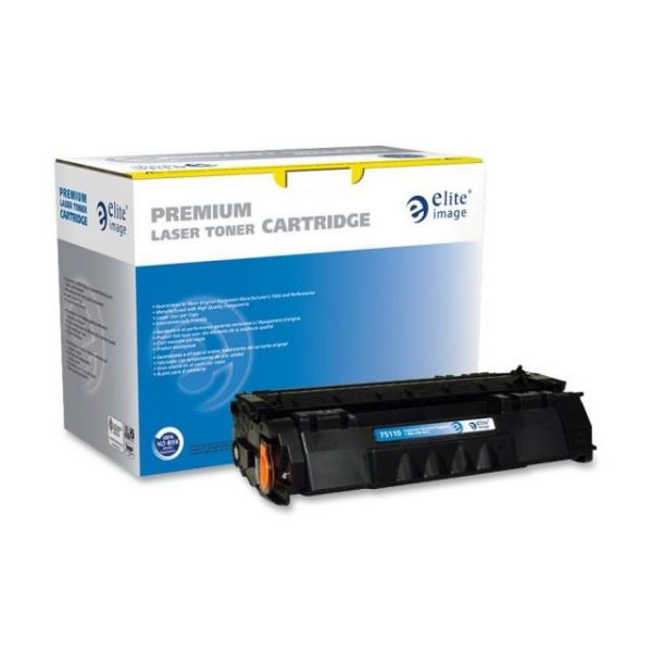 Elite Image Remanufactured HP Q5949A Toner Cartridge