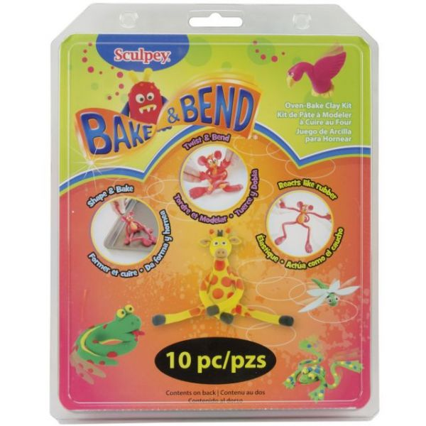 Sculpey Oven-Bake Clay Kit