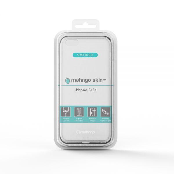 ReVamp Mahngo Skin Slim TPU Protective Case (Smoked) (iPhone 5/5S)