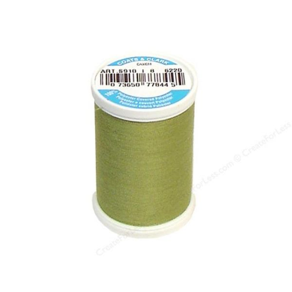Coats Dual Duty XP All Purpose Thread (S910_6220)