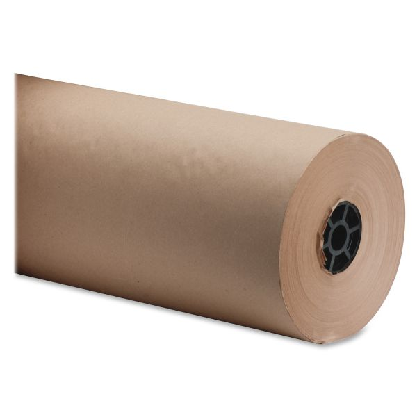 Sparco Bulk Kraft Wrapping Paper
