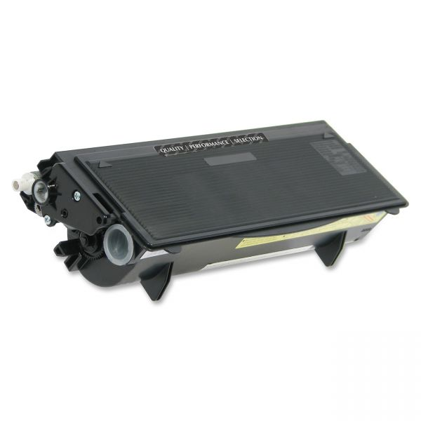 SKILCRAFT Remanufactured Brother TN580 High Yield Toner Cartridge