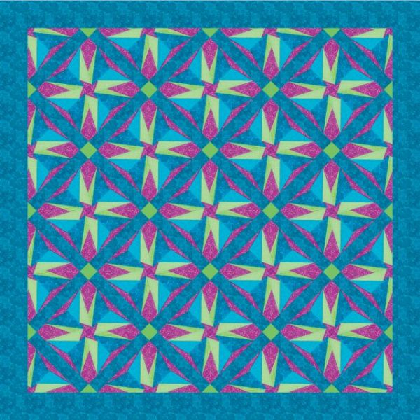 Perfect Piecing Quilt Block Foundation Sheets