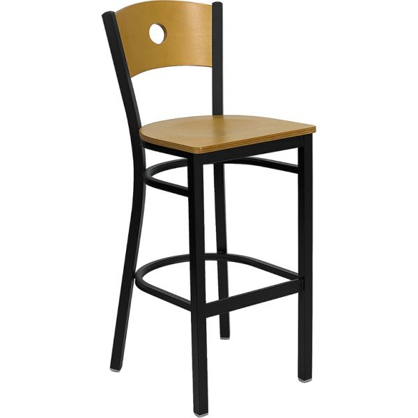Flash Furniture HERCULES Series Circle Back Barstool