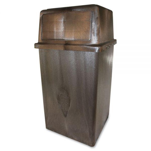 Vanguard Indoor/Outdoor 45 Gallon Trash Can