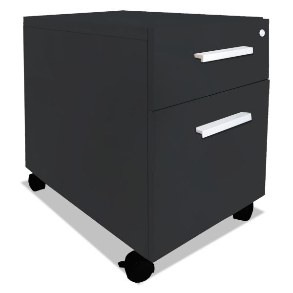 Mayline e5 Series Mobile Box/File Pedestal