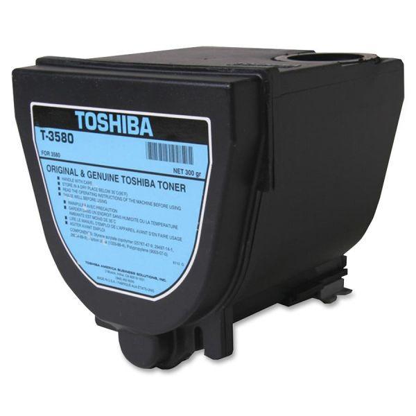 Toshiba T-3580 Black Toner Cartridge