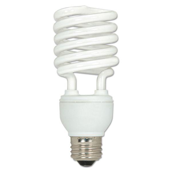 Satco 23-watt T2 Spiral CFL Bulb 3-pack