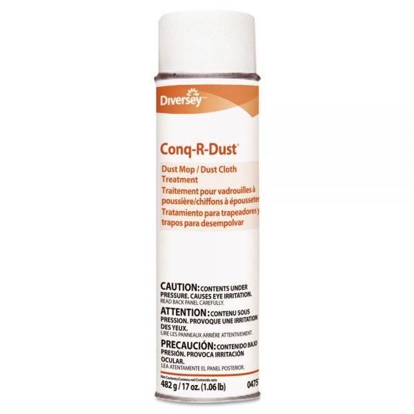 Diversey Conq-r-Dust Dust Mop/Dust Cloth Treatment