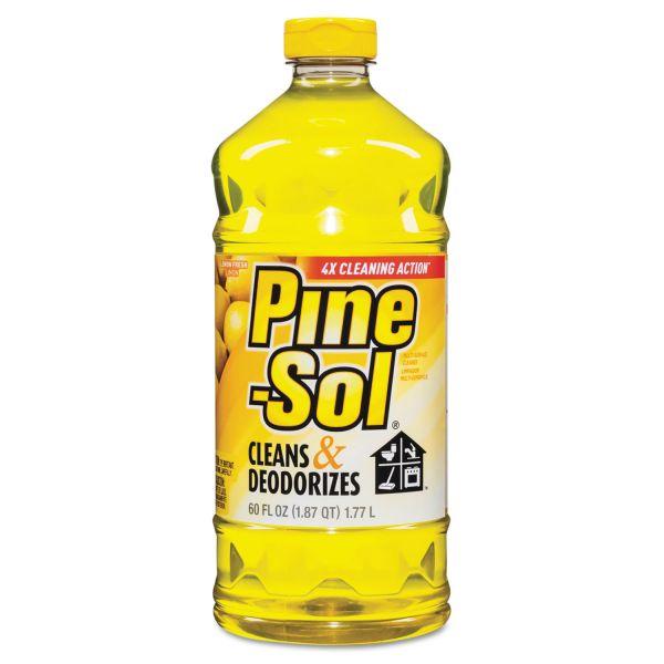 Pine-Sol Lemon Fresh Multi-Surface All-Purpose Cleaner