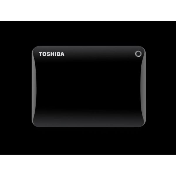 Toshiba Canvio Connect II 1 TB Portable External Hard Drive
