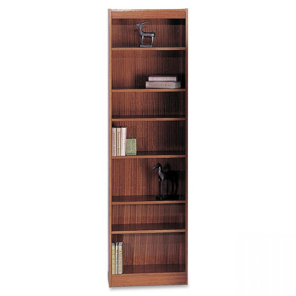 Safco 7-Shelf Wood Veneer Baby Bookcase