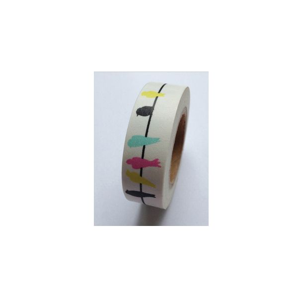 Love My Tapes Washi Tape 15mmX5m
