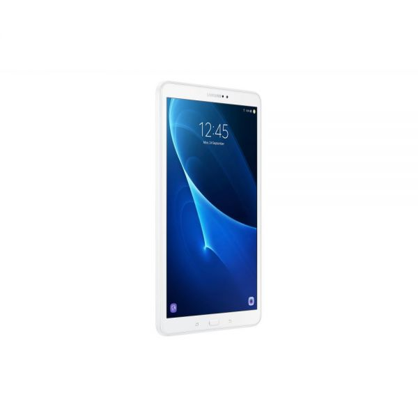 "Samsung Galaxy Tab A SM-T580 16 GB Tablet - 10.1"" - Plane to Line (PLS) Switching - Wireless LAN - Samsung Exynos 4210 Octa-core (8 Core) 1.60 GHz - Pearl White"