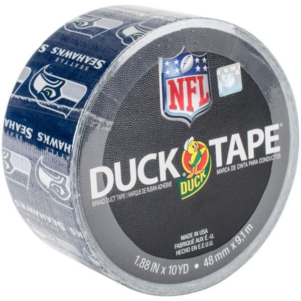 Printed NFL Duck Tape