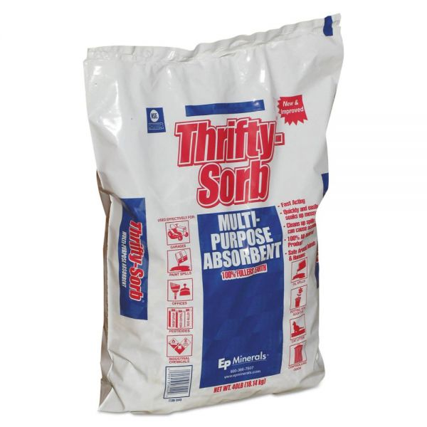 Thrifty-Sorb All-Purpose Clay Absorbent