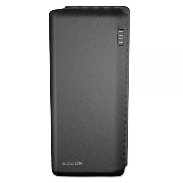 Rayovac Power Pack Charger, 10000 mAh, USB, Black