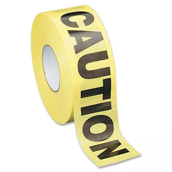 "Sparco ""Caution"" Barricade Tape"