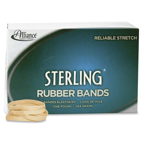 Sterling #62 Rubber Bands