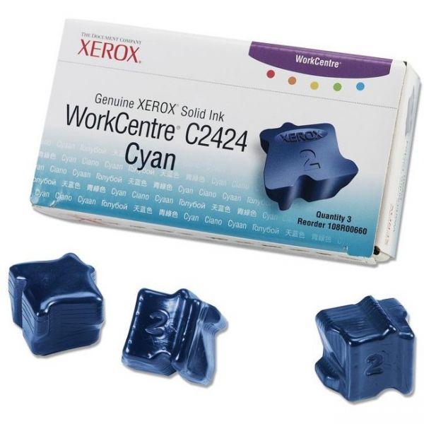 Xerox 108R00660 Cyan Solid Ink Sticks