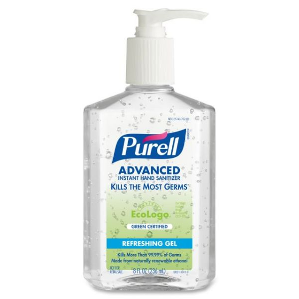 PURELL Green Certified Instant Hand Sanitizer