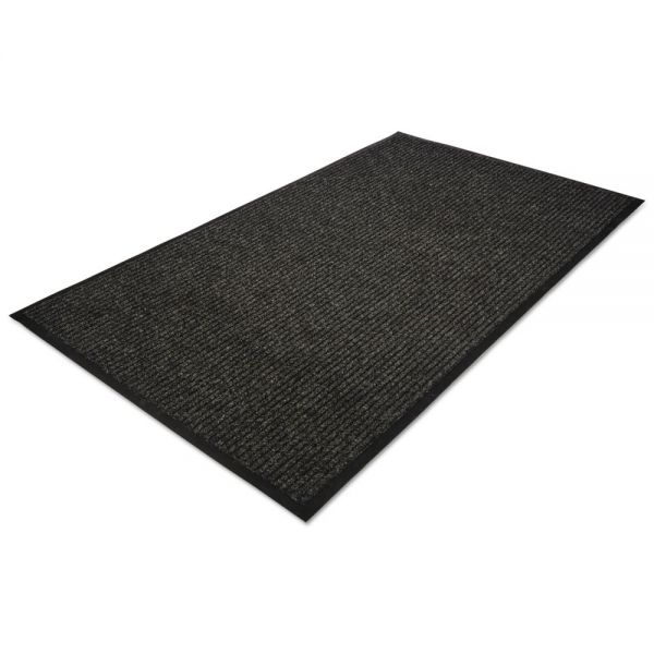 Guardian Golden Series Indoor Wiper Mat, Polypropylene, 36 x 60, Charcoal