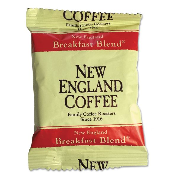 New England Coffee Breakfast Blend Portion Packs