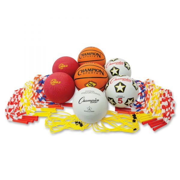Champion Sports Physical Education Kit