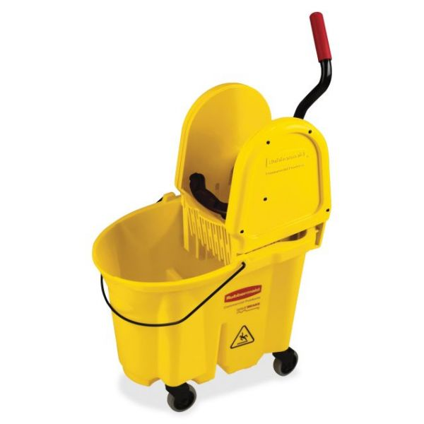 Rubbermaid WaveBrake Combo Mop Bucket