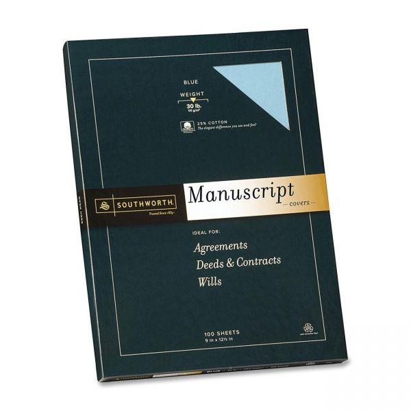 Southworth 25% Cotton Manuscript Covers