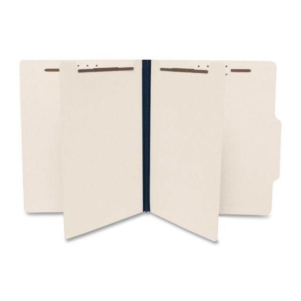 SJ Paper Top Tab Manila Classification Folders