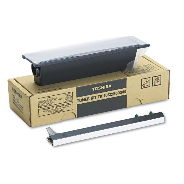 Toshiba TK10 Black Toner Cartridge