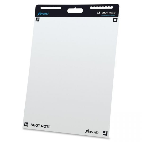 Ampad Shot Note Easel Pads