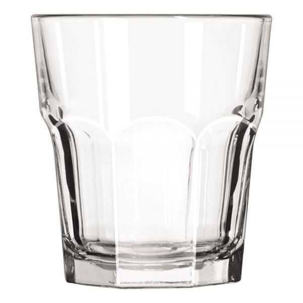 Libbey Gibraltar 12 oz Double Rocks Glasses