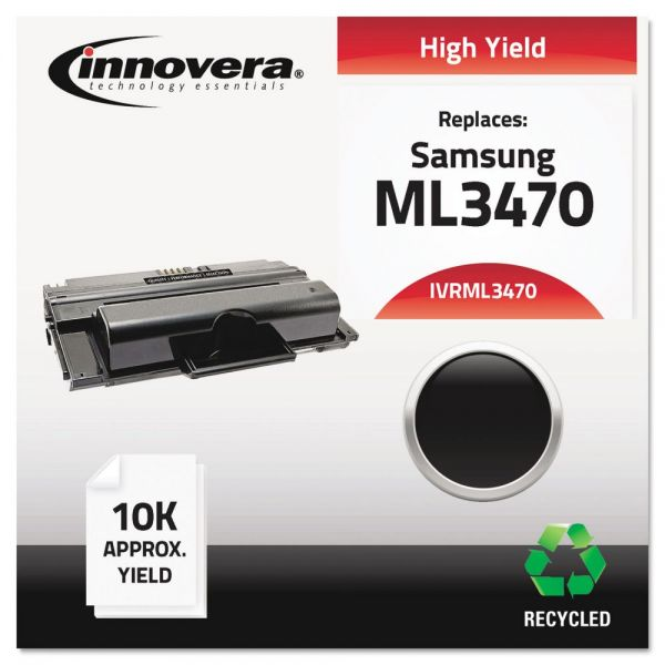 Innovera Remanufactured Samsung ML3470 High-Yield Toner Cartridge