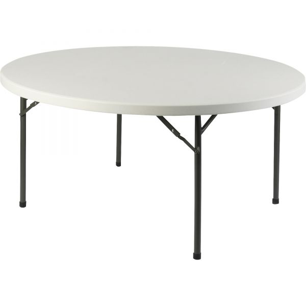 Lorell Banquet Round Folding Table