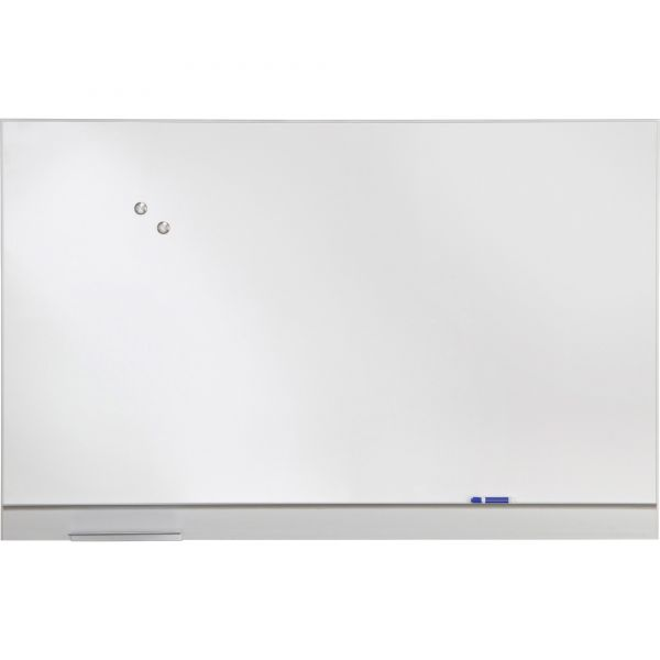 "Iceberg 72"" x 46"" Magnetic Painted Steel Dry Erase Whiteboard"