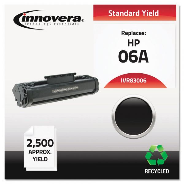 Innovera Remanufactured HP 06A Toner Cartridge