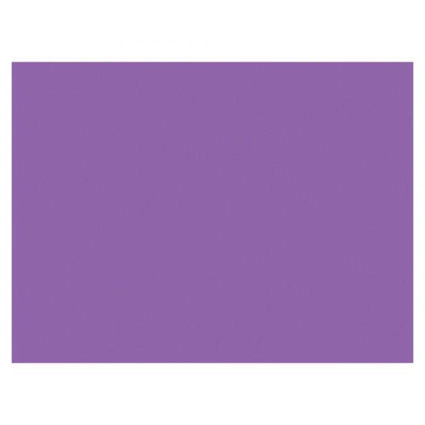 Peacock Sulphite Purple Construction Paper