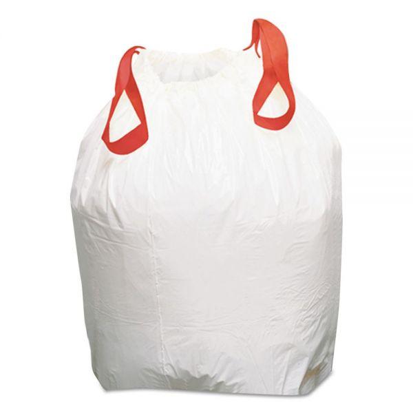 Boardwalk Drawstring 13 Gallon Trash Bags