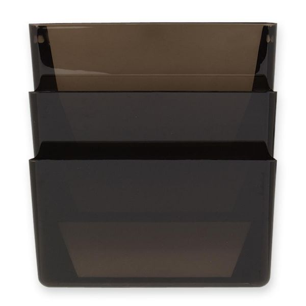 Rubbermaid Stack-A-File Hanging Wall File Pockets