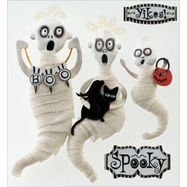 Jolee's Halloween Stickers