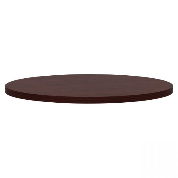 "HON Preside Laminate Table Top | Round | 42"" Diameter"