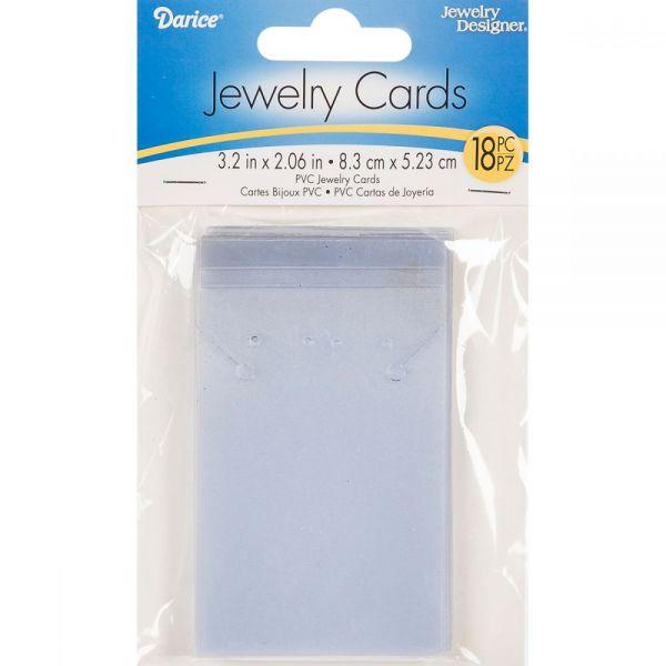 Darice Jewelry Cards