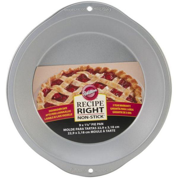 Wilton Recipe Right Pie Pan